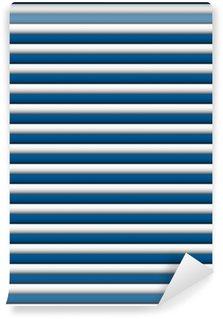 Vinylová Fototapeta Modrá Navy Stripes bezešvé pozadí