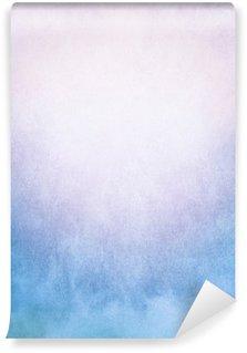 Vinylová Fototapeta Modrá Růžová mlha na pozadí / obrázek na pozadí mlhy, mlhy a mraky s barevnými modré do růžové barvy. Obraz má významný textury a obilí jsou viditelné na 100%.