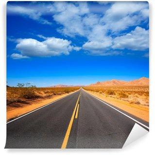 Vinylová Fototapeta Mohave pouštní od Route 66 v Kalifornii USA