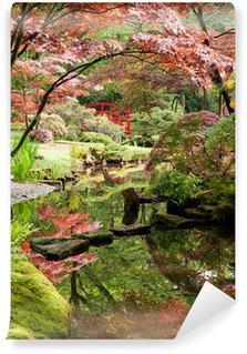 Fototapeta Winylowa Monet Japoński ogród w stylu