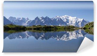 Vinylová Fototapeta Mont Blanc