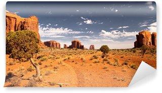 Vinylová Fototapeta Monument Valley 2