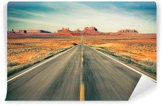 Vinylová Fototapeta Monument Valley