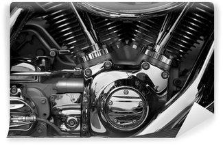Vinylová Fototapeta Moto et folie