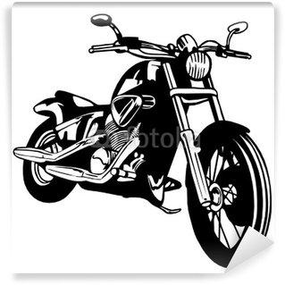 Vinylová Fototapeta Moto na zakázku