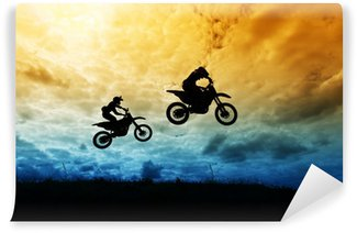 Vinylová Fototapeta Motocross - Motocross