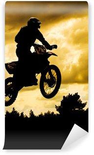Fototapeta Vinylowa Motocross