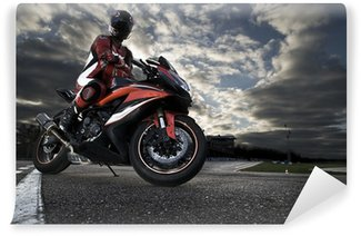 Vinylová Fototapeta Motor_Sport_1