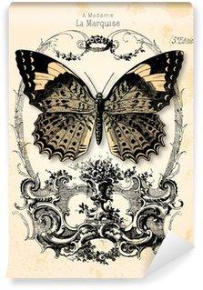 Fototapeta Winylowa Motylek