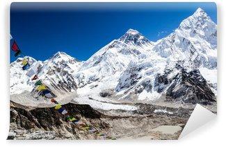 Vinylová Fototapeta Mount Everest hory krajiny