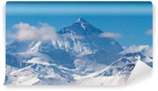 Vinylová Fototapeta Mount Everest, pohled z Tibetu