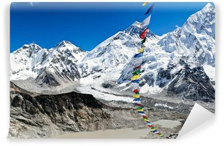 Vinylová Fototapeta Mount Everest View v Nepálu