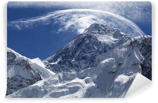 Vinylová Fototapeta Mount Everest.