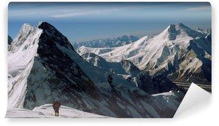 Vinylová Fototapeta Na 8000 m na K2