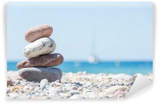 Vinylová Fototapeta Na dovolené na pláži