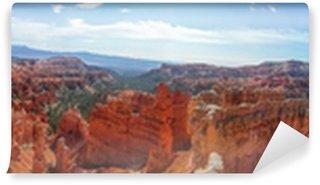 Vinylová Fototapeta Nádherné panorama Národní park Bryce Canyon