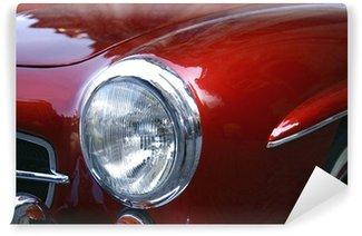 Vinylová Fototapeta Německá klasická auta