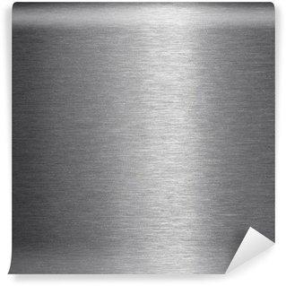 Vinylová Fototapeta Nerezové oceli s broušeným povrchem