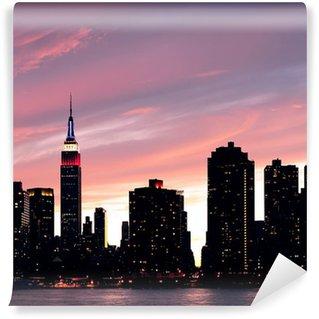 Fototapeta Vinylowa New York City Manhattan