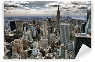 Fototapeta Vinylowa New york city midtown