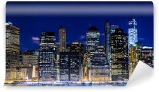 Fototapeta Vinylowa New York City Panorama