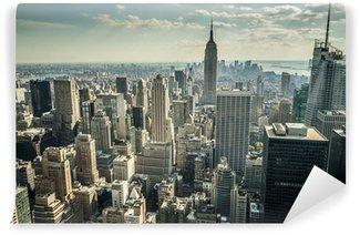 Vinylová Fototapeta New York City v USA