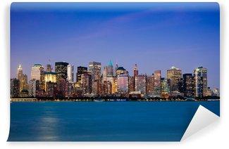 Fototapeta Vinylowa New York Manhattan skyline