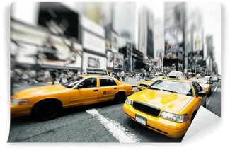 Fototapeta Vinylowa New york taxi