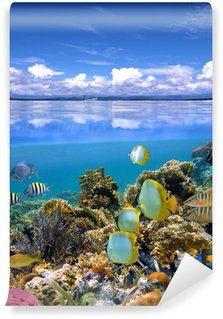 Fototapeta Vinylowa Niebo i morze