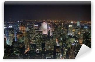 Fototapeta Vinylowa Noc New York