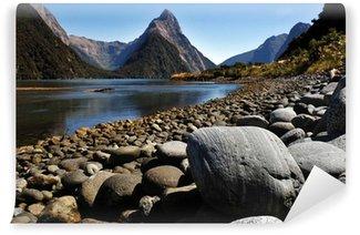 Vinylová Fototapeta Nový Zéland Fiordland