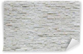 Fototapeta Vinylowa Nowoczesny wzór prawdziwego mur