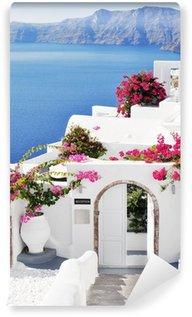 Vinylová Fototapeta Oia vesnice na ostrově Santorini, Řecko