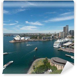 Vinylová Fototapeta Opera je dominantou Sydney