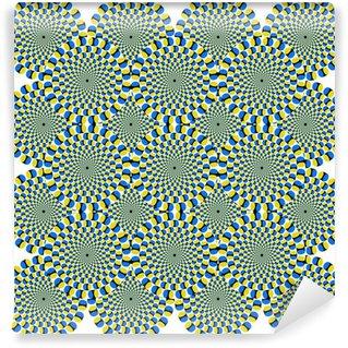Fototapeta Winylowa Optische Täuschung - Optical Illusion