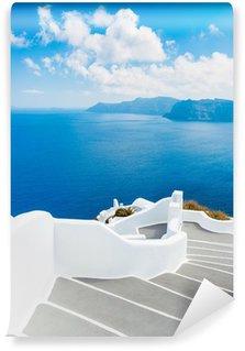 Vinylová Fototapeta Ostrov Santorini, Řecko