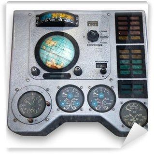 Vinylová Fototapeta Ovládací panel Spaceship