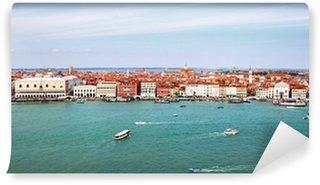 Vinylová Fototapeta Panorama z Benátek