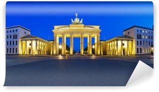 Vinylová Fototapeta Panoramatický Braniborská brána berlin