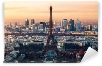 Vinylová Fototapeta Paris