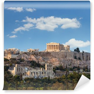 Vinylová Fototapeta Parthenon, Akropolis - Atény, Řecko
