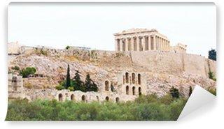 Vinylová Fototapeta Parthenon, Athény Akropolis, Řecko