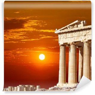 Vinylová Fototapeta Parthenon, chrám na aténské Akropoli, Řecko