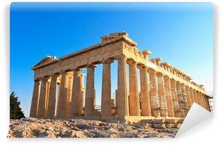 Vinylová Fototapeta Parthenon na Akropoli v Aténách, Řecko