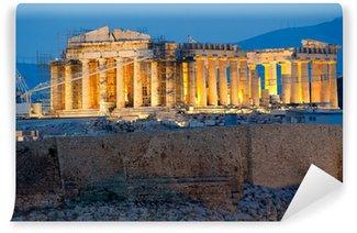Vinylová Fototapeta Parthenon na Akropoli v Aténách