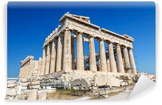 Vinylová Fototapeta Parthenon v Akropoli v Aténách