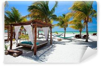 Vinylová Fototapeta Perfektní tropické pláže