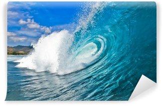 Vinylová Fototapeta Perfektní vlna