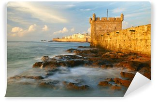 Vinylová Fototapeta Pevnost Essaouira, Maroko, Afrika