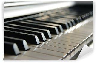 Vinylová Fototapeta Piano